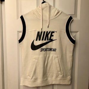 Nike Retro Sleeveless Hoodie